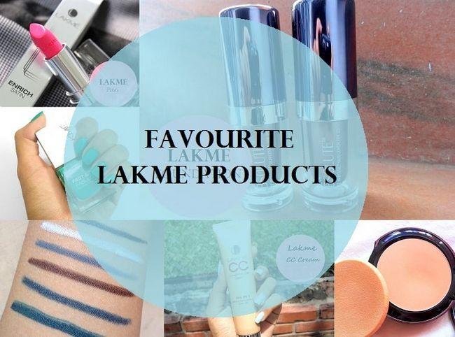 10 Productos más Lakme en la India
