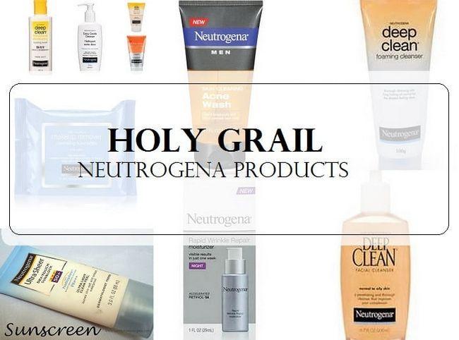 10 Productos Los más Neutrogena disponible en la India