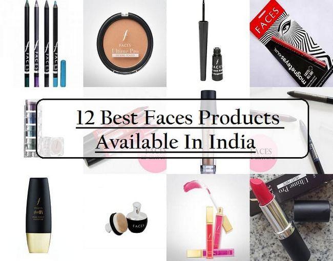 12 Los mejores productos caras de cosméticos en la India