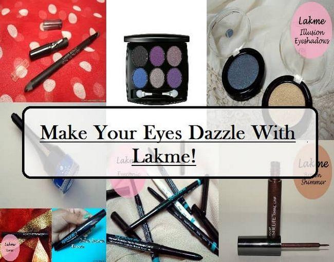 13 Productos Los más oculares lakme maquillaje disponible en la India
