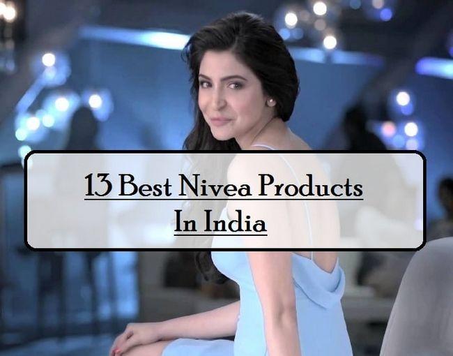 13 Productos Los más nivea disponible en la India