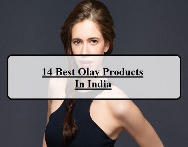 14 Los mejores productos Olay disponible en la India