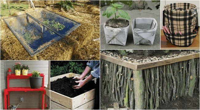 15 Debe ver DiYSE para obtener su jardín listo para la primavera