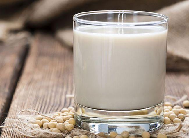 Beneficios secreto de la proteína de soja