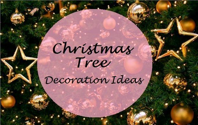 6 Las mejores ideas de decoración de árbol de navidad fácil
