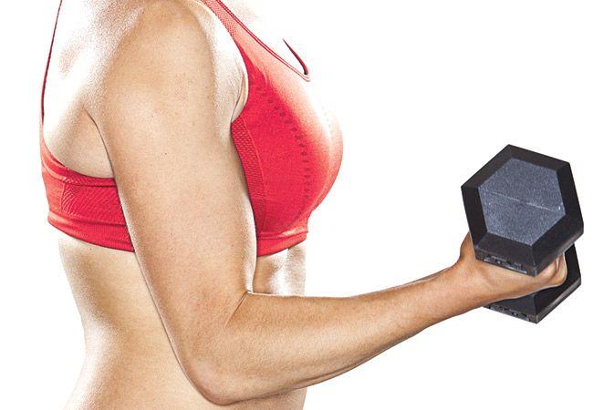 ¿Puede la fuerza causa la formación ganar peso?