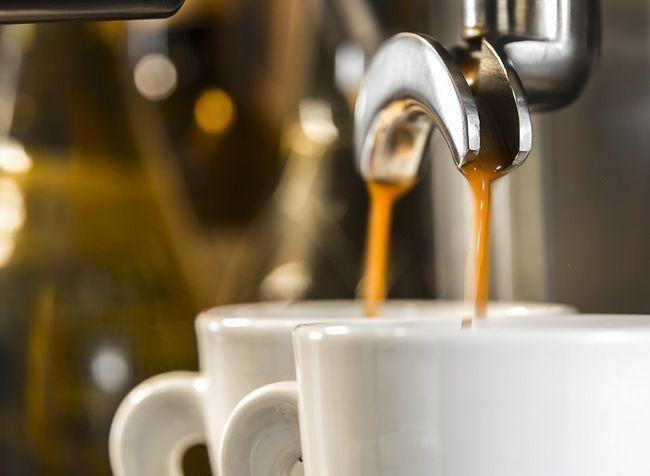 Más de cuatro espressos al día puede dañar la salud
