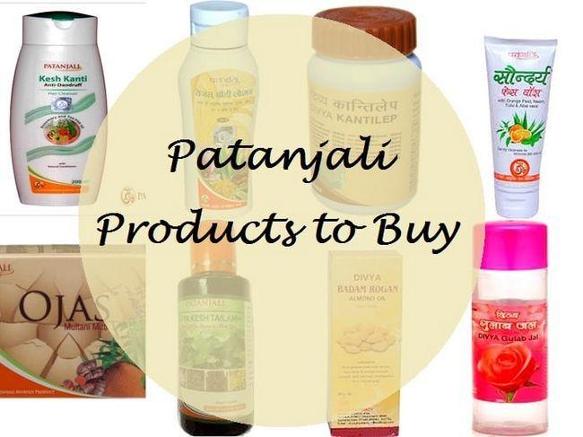 Mis 10 mejores productos patanjali para la piel y el pelo en la India