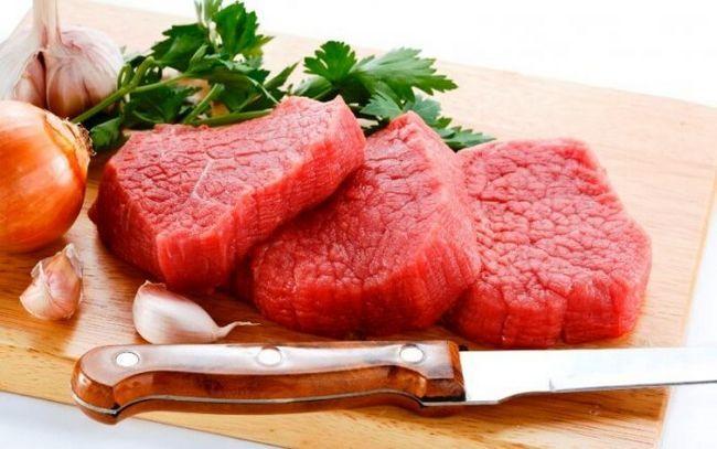 Demasiada carne roja podría dañar sus riñones. ¿Averigua porque?