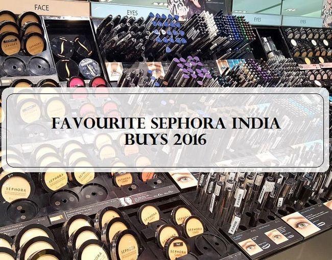 Las 6 mejores marcas y productos para comprar en Sephora india