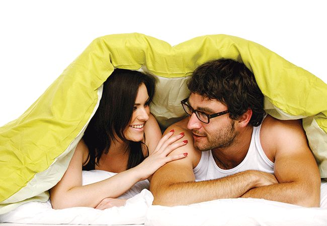 ¿Qué su estilo de dormir decir acerca de su relación?